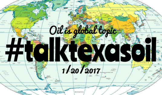 A group of oil and gas experts took to social media to chat live about Texas oil. @rigzone @octgpro #talktexasoil